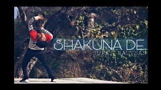 SHAKUNA DE|PANDVAS|DANCE CHOREOGRAPHY|SURAJ RAUTHAN|HUNGER HOPPERS