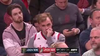 Denver Nuggets vs Portland Trail Blazers : May 3, 2019