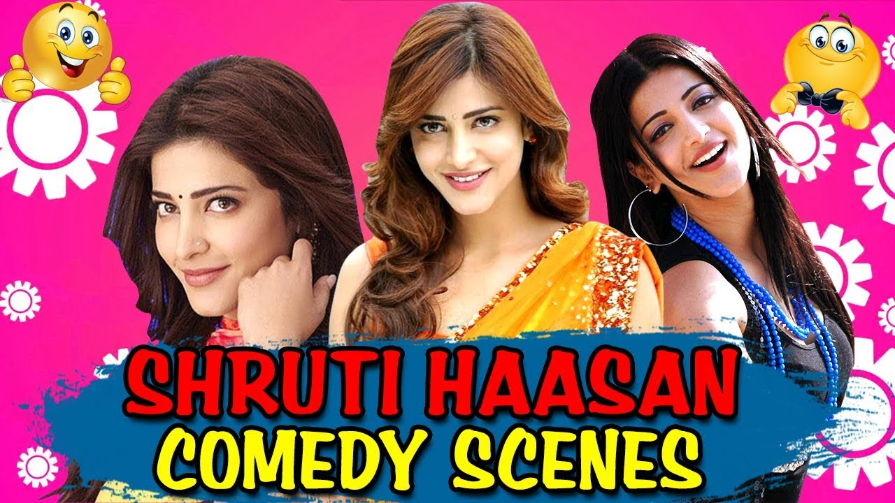 Shruti Hassan 2019 Superhit Comedy Scenes | South Hindi Dubbed Comedy Scenes