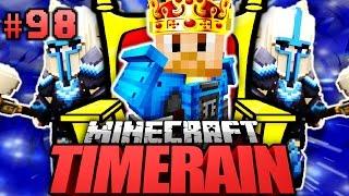HERRSCHER des KÖNIGREICHS?! - Minecraft Timerain #098 [Deutsch/HD]