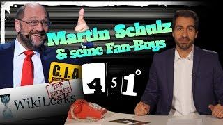 451Grad || Martin Schulz feiert sich selbst | WikiLeaks entlarvt CIA | Bild radioaktiv || 25
