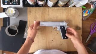 how to make a prop gun