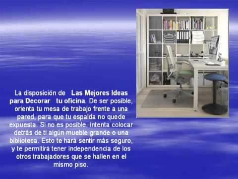 Las mejores ideas para decorar tu oficina fotos de casas for Fotos de oficinas modernas