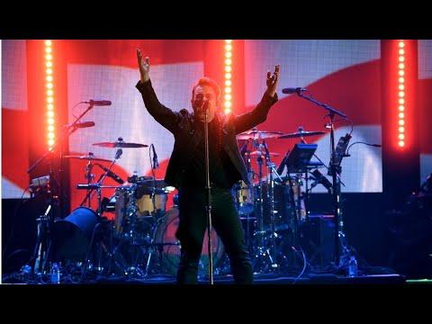 Download U2 - Desire - IHeartRadio Festival 2016