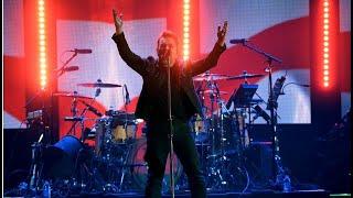 U2 - Desire - IHeartRadio Festival 2016