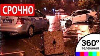 В Санкт-Петербурге водитель протаранил толпу людей на остановке
