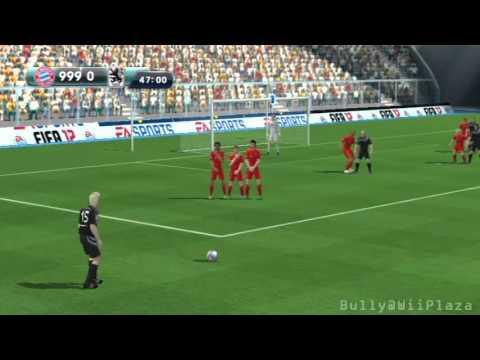 Fifa 12 Wii Cheats and Codes