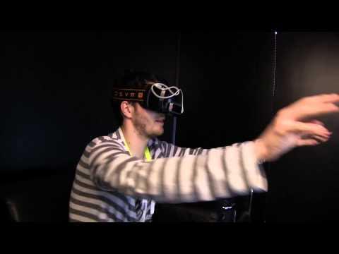 CES 2015: Razer OSVR VR-Headset im Hands-On