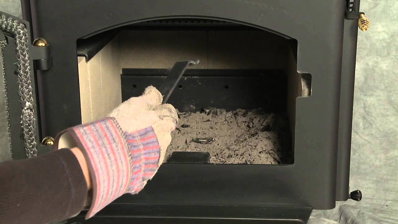QuadraFire Step Top Wood Stoves Maintenance Video  YouTube