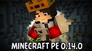 Minecraft PE 0.14.0 - Mostrando tudo que tem de Novidade!