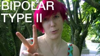 Repeat youtube video Bipolar Type II - You're Not Alone ♡ (Video 1 of the Bipolar Blogs)