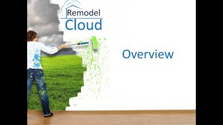 A Remodel Cloud Overview