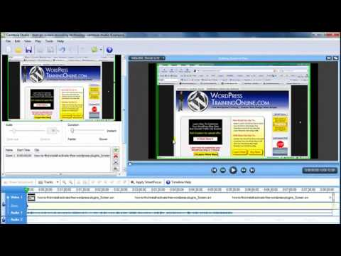 Best PC Screen Recorder (Video) Software | Camtasia Studio 6 Review