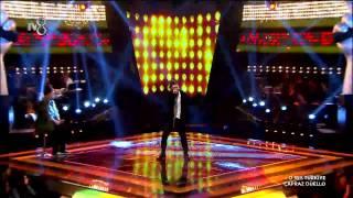Mustafa Cem Durmaz - We Will Rock You (O Ses Türkiye 4. Sezon 41. Bölüm)