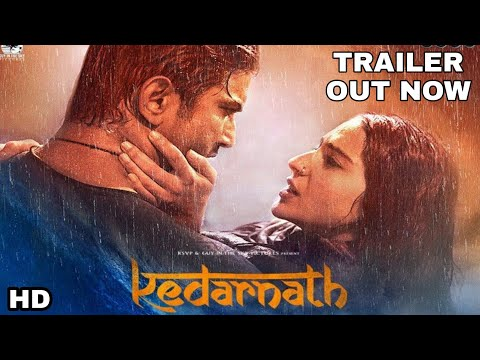 Kedarnath Trailer Review, Sushant Singh Rajput, Sara ali khan,Kedarnath Trailer out now