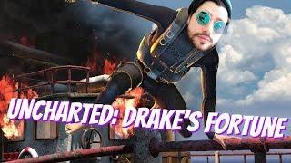 Uncharted: Drake's Fortune Remastered Full Walkthrough (Part 1)