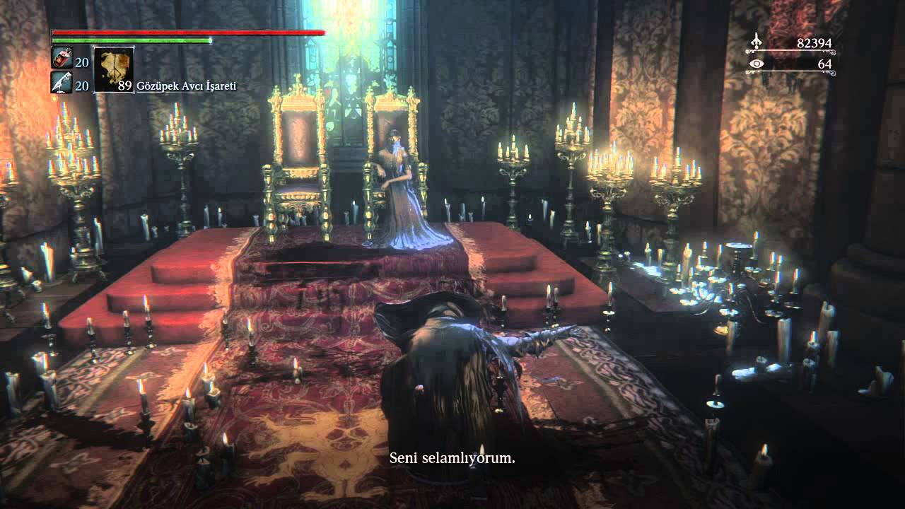 What Is The Ring Of Betrothal In Bloodborne