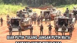 Malaysian Armed Forces Official Song 2012