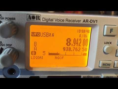 Repeat AOR AR - DV1 - HFDL Test by theanti2007 - You2Repeat