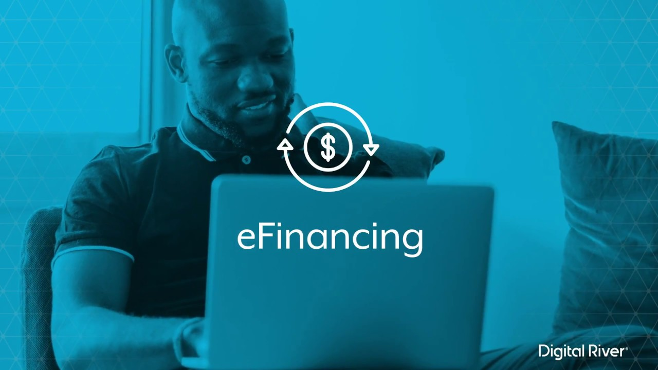 Increase Sales and Build Customer Loyalty Through eFinancing