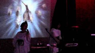 This is D.Gray Man's ending theme Snow Kiss being performed by Nirg...