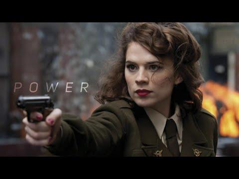 Peggy Carter || Power