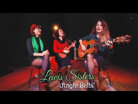 'Jingle Bells' THE LEWIS SISTERS (Christmas Special, The Latest) BOPFLIX sessions