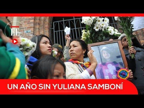 Un año sin Yuliana Samboní ¿en qué va el caso? | El Espectador