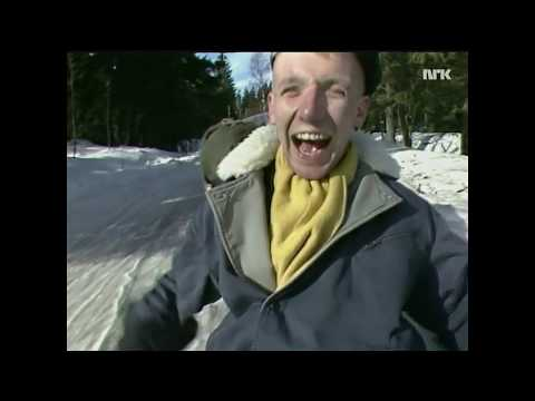 King Kurt 'Wreck-a-Party-Rock' live Norway TV with interview