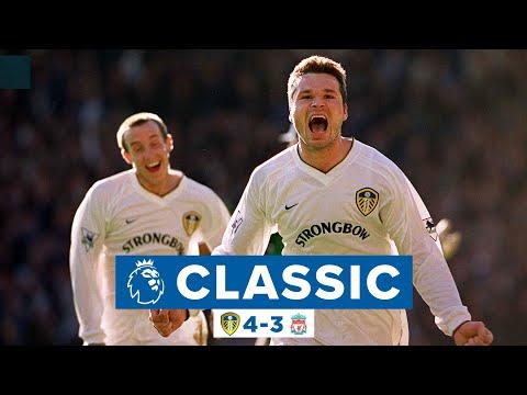 Four-goal Viduka downs Liverpool! Leeds United 4-3 Liverpool | Premier League Classic | 2000/01