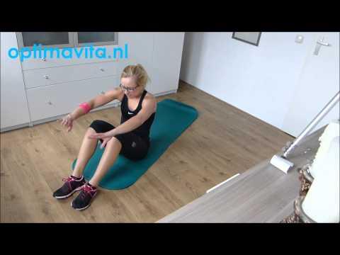 Workout Buikspieren /