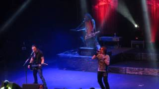 Sonata Arctica - Flag in the Ground - Santiago Chile 2014 1080p