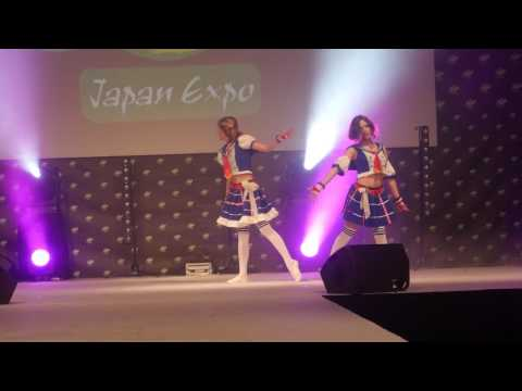 related image - Japan Expo Sud 2017 - Concours Cosplay Dimanche - 22 - Love Live