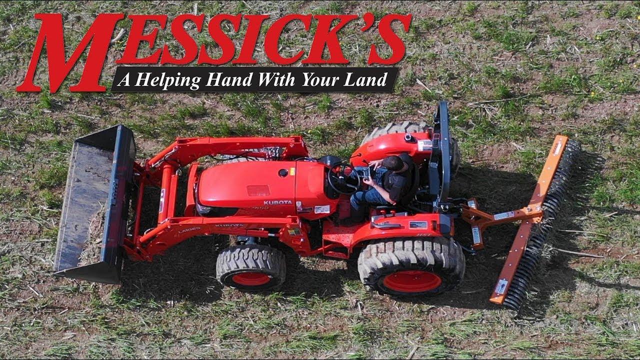 Landscape Rakes | Tractor Attachments