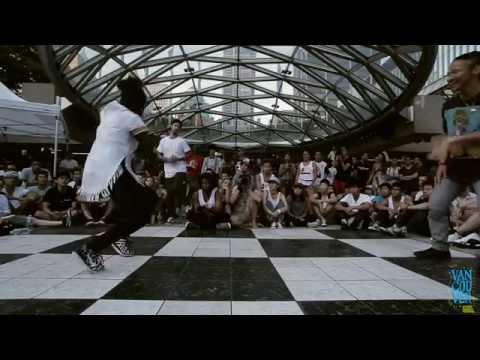 HOUSE finals | Tatsuo vs Niki | Vancouver STREET Dance Festival