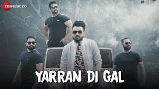 Yarran Di Gal Official Music | Diljaan | Bloody Beat