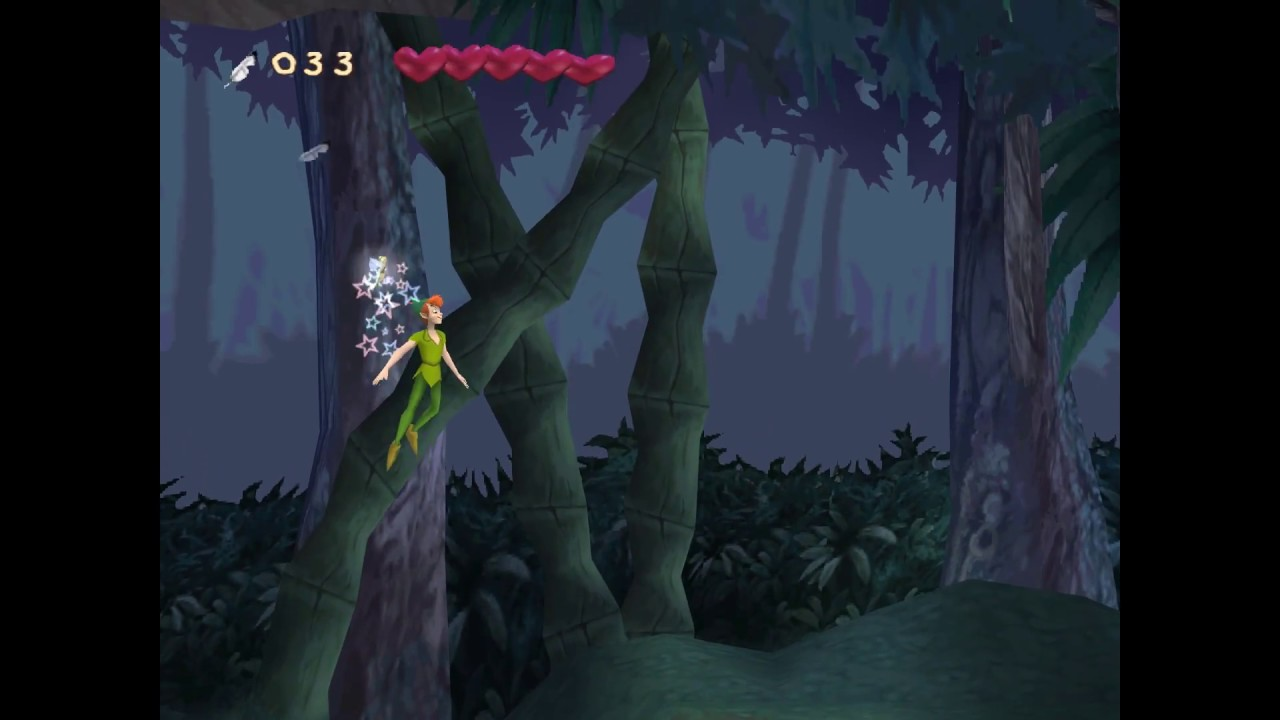 Peter Pan Return to Never Land - PCSXR PGXP emulator + SMAA Antialiasing