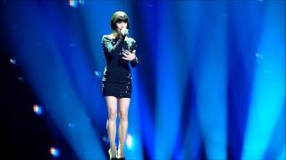 Nadine Beiler - The Secret Is Love - Eurovision  2011 - Austria - Final dress rehearsal