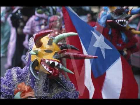 Popular Culture Puerto Rican Mask