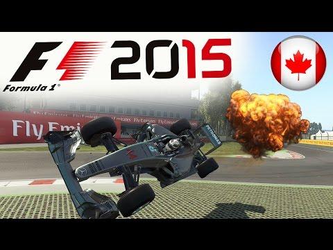 CANADA IN UNDER 60 SECONDS: F1 Game Hotlap