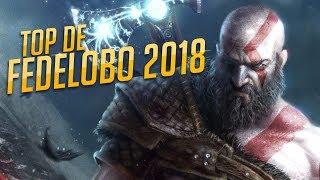 Los 5 Mejores juegos de 2018 I Fedelobo