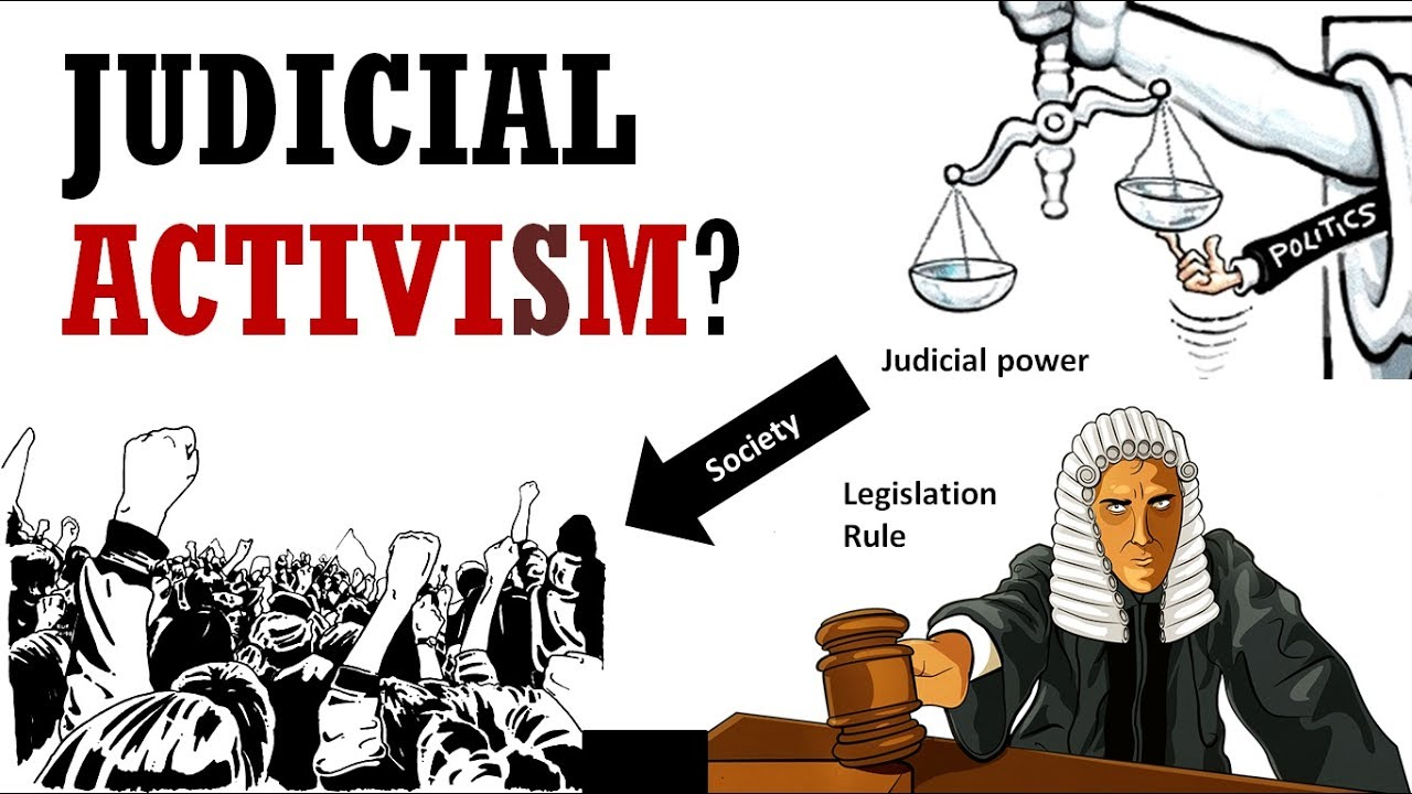 judicial power and activism Judicial activism and judicial restraint,  when talking about the goals or powers of judicial activism, it gives the power to overrule certain acts or judgments.