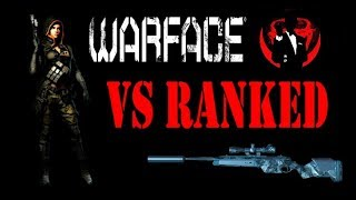 warface ranked (17-3) vs Amplified