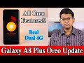 Samsung Galaxy A8 Plus Oreo Update New Features Full Review