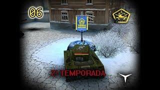 06.Tutorial mapa CLB (Tanki Online - Temporada 2) // Gameplay