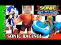 Sonic All Stars Racing Transformed Racing on Wii U Nintendo HobbyGamesTV