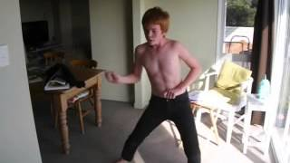 GINGER NUTTER DANCE