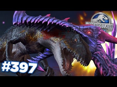 Indoraptor Takes On The Bird Boss!!!  | Jurassic World - The Game - Ep397 HD