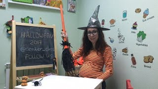 How to make a broomstick for Halloween - Как сделать метлу на Хэллоуин