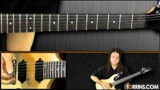 Phrygian Mode Guitar Lesson - Understanding the mode for Improvisation